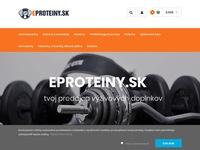 http://eproteiny.sk
